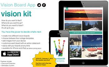 Vision Kit app