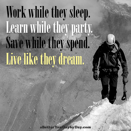 Live Like They Dream